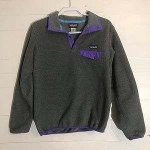PATAGONIA Synchilla Sweatshirt Size Small